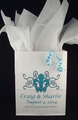 Large White Personalized Welcome Bag