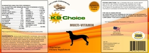 K9 Choice Multi-Vitamin