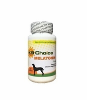 Melatonin 3 mg K9 Choice 100 tablets