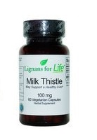 Lignans for Life Milk Thistle