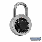 Combination Padlock - for Metal Locker Door