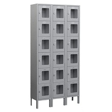 See-Through Box Style Lockers