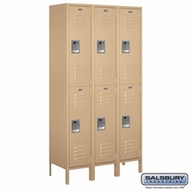 Standard Double Tier Lockers