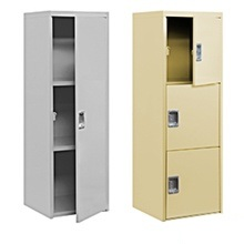 Welded Industrial Storage Lockers - Cabinets