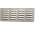 """6-1/2"""" x 15"""" 304 Stainless Steel Louvered Venting Panel by FLO Grills™"""