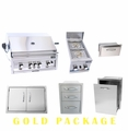 Gold Appliance Package by FLO Grills™