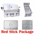 Red Stick Ultimate Appliance Package by FLO Grills™