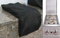 FLO Grills™ Double Side Burner Grill Cover