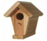 09 Cedar Birdhouse Kit