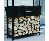 1/4 Cord (4 Ft) Woodhaven Firewood Rack With Cover