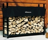 1/4 Cord Plus (5 Ft) Woodhaven Firewood Rack With Cover