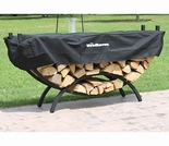 1/8 Cord Woodhaven Medium Crescent Firewood Rack
