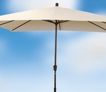 10.5Ft Premium Market Rectangular Umbrella