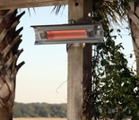 1500 Watt Wall Mounted Infrared Patio Heater