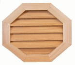"16"" Octagon Gable Vent"