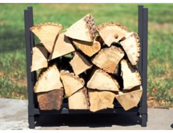 2 Ft Fireside Firewood Rack