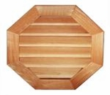 "22"" Octagon Gable Vent"
