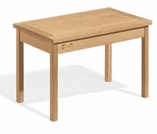 "Oxford Garden 36"" Shorea Cocktail Table"