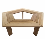 5 Sided Tree Surround Bench Kit