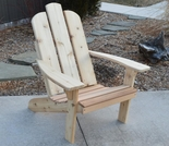 Adirondack Chair - Mountain Style