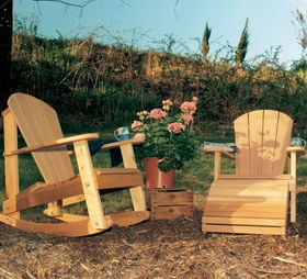 Adirondack Collection - Cedar
