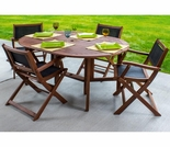Arboria Sea Breeze Patio Dining Set