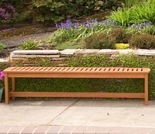 Arboria Serenity Backless Bench