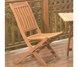 Arboria Spontaneity Folding Side Chair - Set of 2