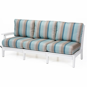 Berlin Gardens Classic Terrace Right Arm Sectional Sofa