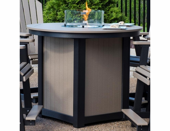 Berlin Gardens Donoma Counter Height Fire Table
