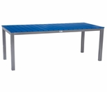 Berlin Gardens PAX Resin Rectangular Dining Table