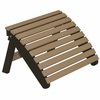Berlin Gardens Resin Adirondack Folding Footstool