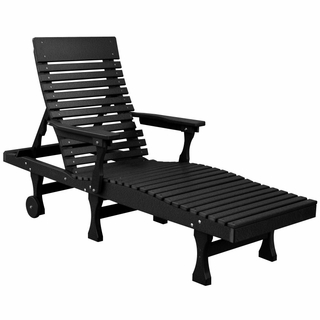 Ordinaire Berlin Gardens Resin Casual Back Chaise Lounge Chair