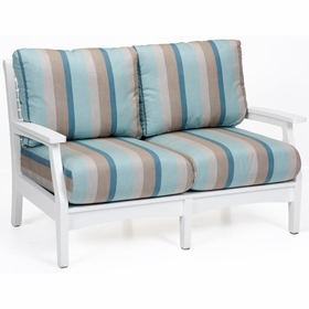 Berlin Gardens Resin Classic Terrace Loveseat