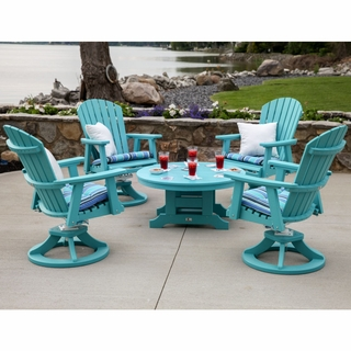 Patio Seating Sets Outdoor Resin Seating For Sale