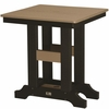"Berlin Gardens Resin Garden Classic 28"" Square Bar Height Table"