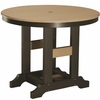 "Berlin Gardens Resin Garden Classic 38"" Round Bar Height Table"