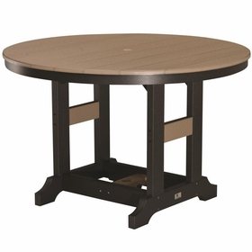"Berlin Gardens Resin Garden Classic 48"" Round Dining Table"