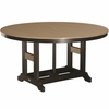"Berlin Gardens Resin Garden Classic 60"" Round Bar Height Table"