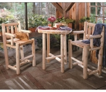 "Bistro 32"" Table and Stool Set"