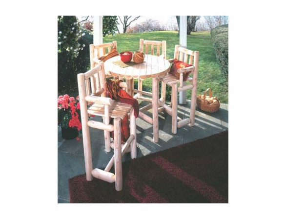 """Bistro 42"""" Table and Stool Set"""