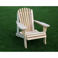 Cedar American Forest Adirondack Chair - Spring Kickoff Sale - May Only