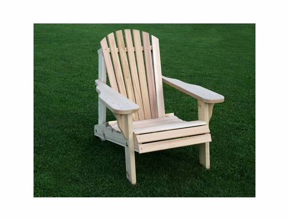 Cedar American Forest Adirondack Chair