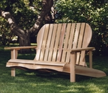 Cedar Loveseat Kit