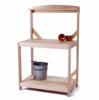 Cedar Potting Table - Not Currently Available
