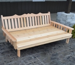 Cedar Royal English Daybed