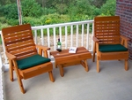 Cedar Seating Sets