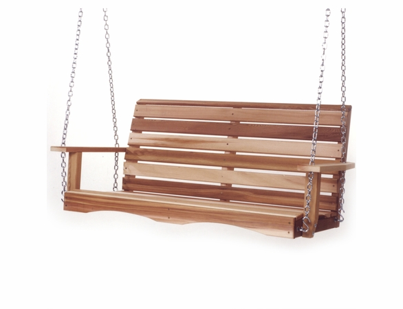 Cedar Swing with Frame Set Kit