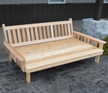 Cedar Traditional English Daybed