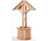 Cedar Wishing Well Kit